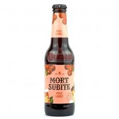 Mort Subite Kriek cseresznyés lambic  0,25L belga sör