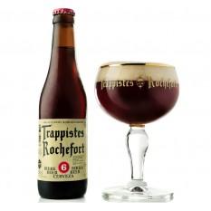 Rochefort Trappistes 6° 0,33L belga trappista sör