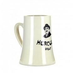 Hercule Poirot kerámia korsó 0,25l