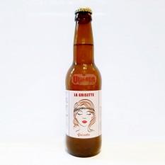 Krois La Grisette 0,33L 4%  Magyar búzasör