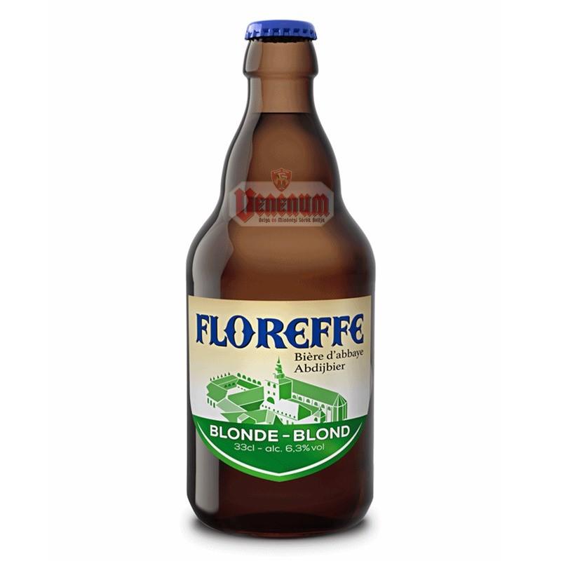 Floreffe Blonde 0,33L vallon világos ale