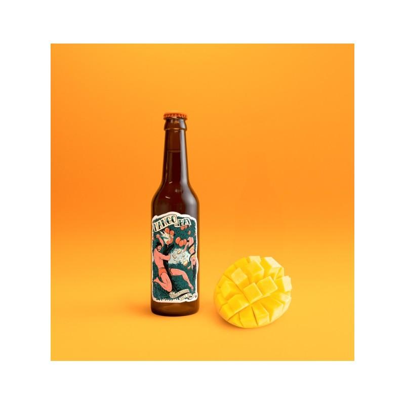 Mad Mango Bay 5,8% 0,33L Magyar sör