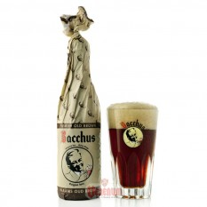 Bacchus Vlaams Oud Bruin 0,375L belga sör