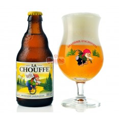 La Chouffe Blonde 0,33L  belga sör