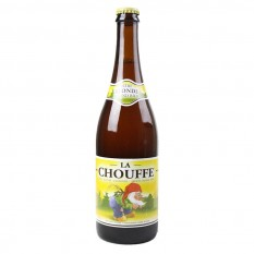La Chouffe Blonde 0,75L belga sör