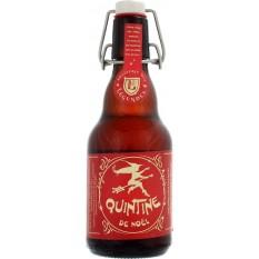 Quintine De Noel (csatos üveg) 0,33L belga sör