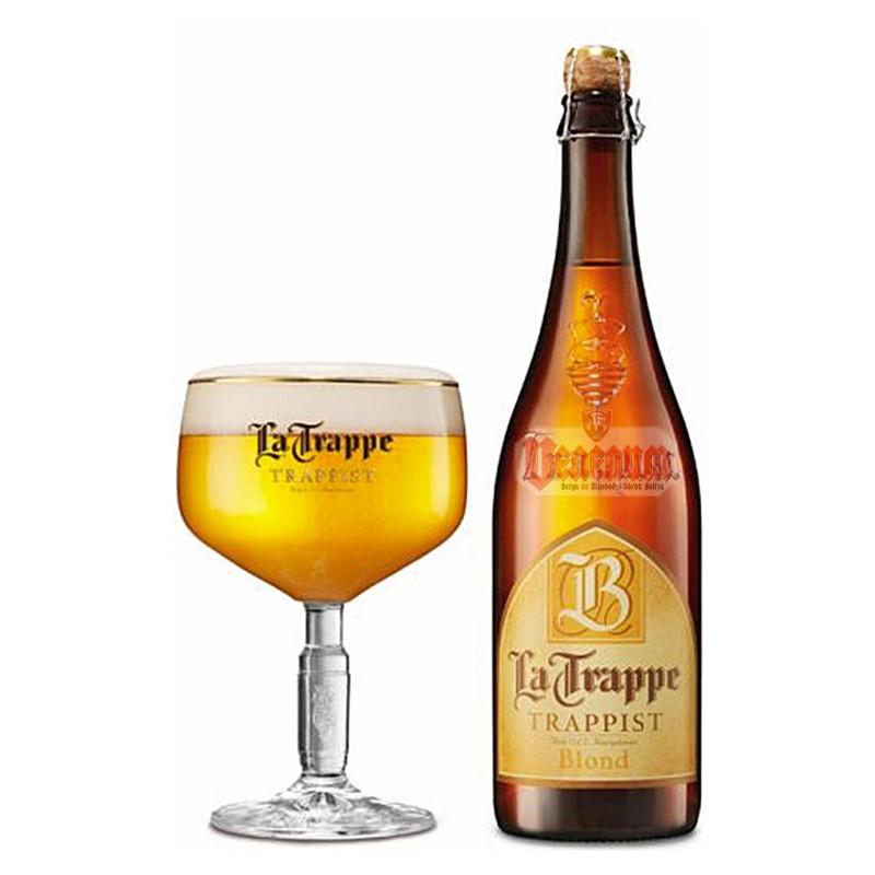 La Trappe Blond 0,75L holland sör