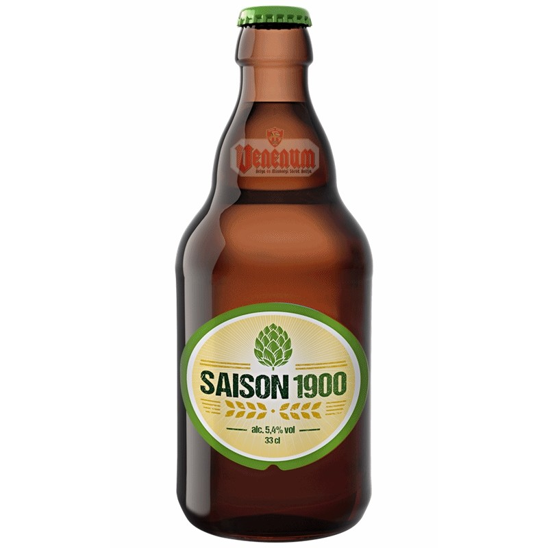 Saison 1900 0,33L  belga sör