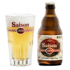 Saison 1858 0,33L  belga sör