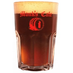 Monk's Café 0,33L belga sör pohár