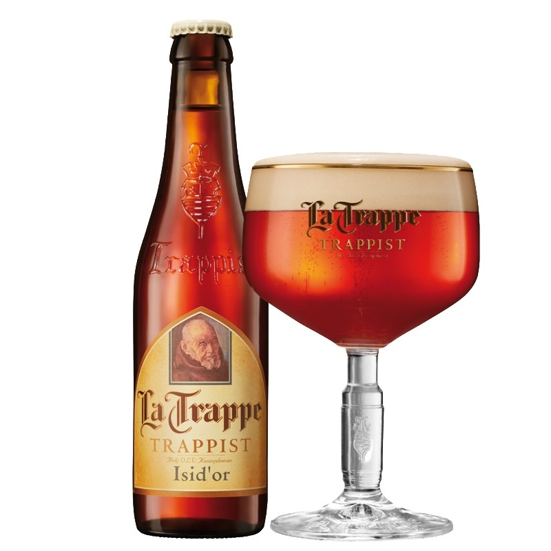 La Trappe Isid'or 0,33L holland sör
