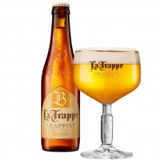 La Trappe Blond 0,33L holland sör