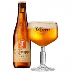 La Trappe Tripel 0,33L holland sör