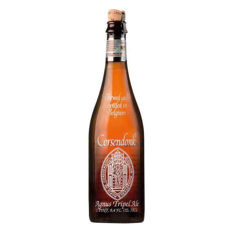 Corsendonk Agnus Dei 0,75L belga sör