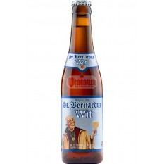 St. Bernardus Witbeer 0,33L belga sör