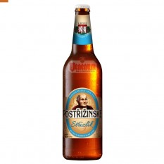 Postrizinské Strizlik Special 0,5L max. 0,5% Cseh alkoholmentes sör