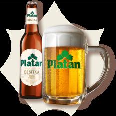 Lobkovicz Platan 4% 0,5L Cseh sör