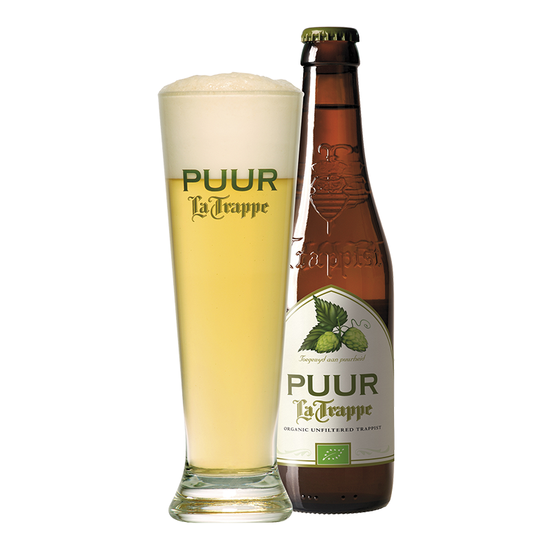 La Trappe Puur 0,33L holland sör