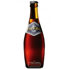 Orval 0,33L belga trappista félbarna sör