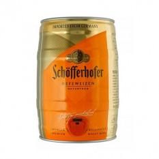 Schöfferhofer 5L Partyhordó búzasör