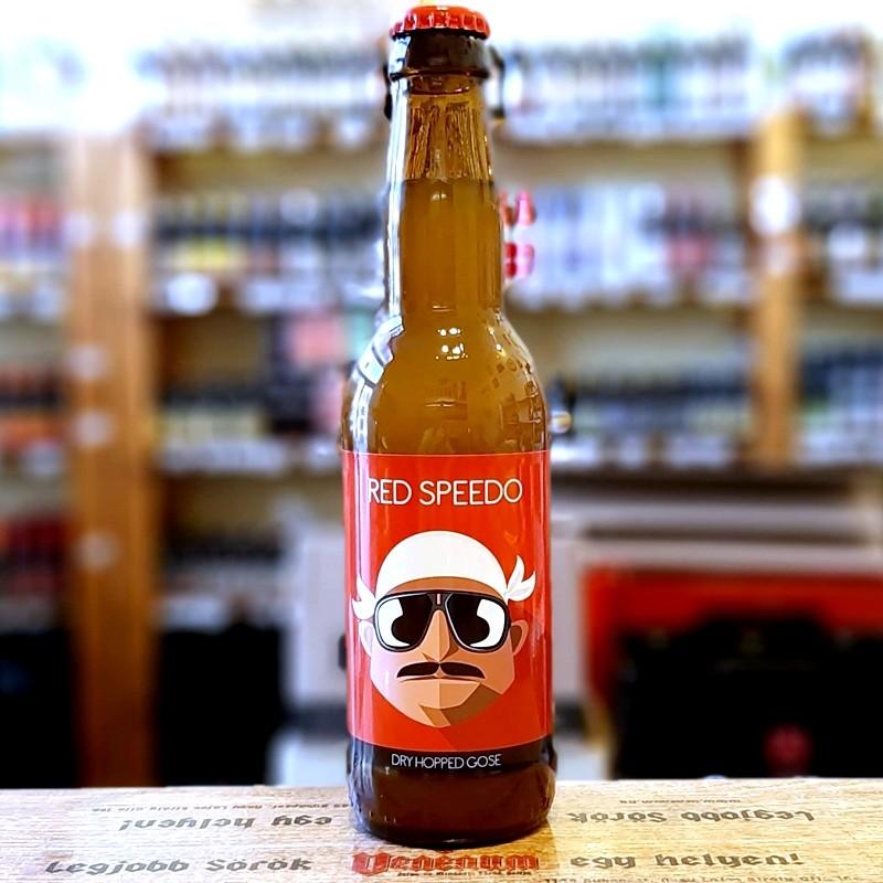 Ugar Red Speedo 4,5% 0,33L Magyar sör Gose