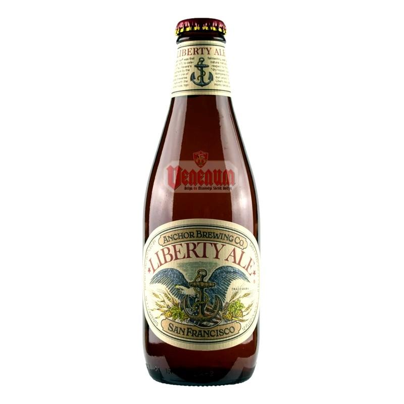 Anchor Liberty Ale  0,355l 5,9% Amerikai Ale