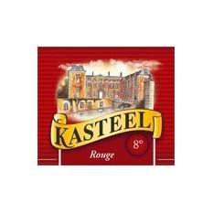 Kasteel Rouge 8° 0,75L