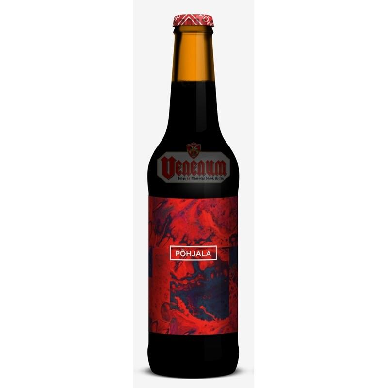 Pöhjala Gimme Danger 10,5% 0,33l Észt gluténmentes sör