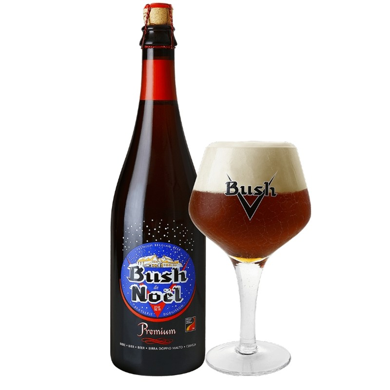 Bush  Noël 0,75L belga sör