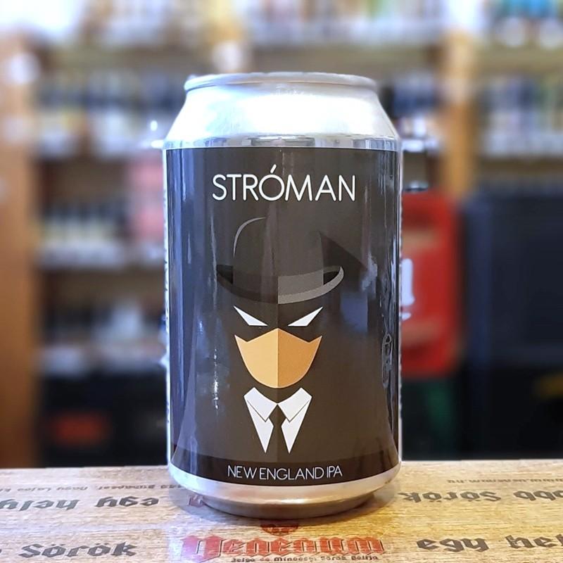 Ugar Stróman 6,5% 0,33l kézműves Magyar dobozos sör
