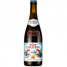 N'Ice Chouffe 0,75L  belga sör