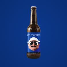 Ugar Need for Speedo 4,5% 0,33L Magyar Gose sör