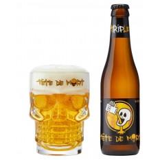 Tete De Mort Triple 8,1% 0,33L belga sör