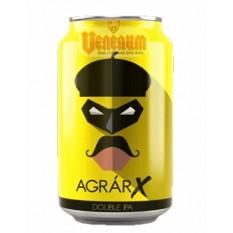 Ugar Agrár X 8% 0,33L Magyar sör