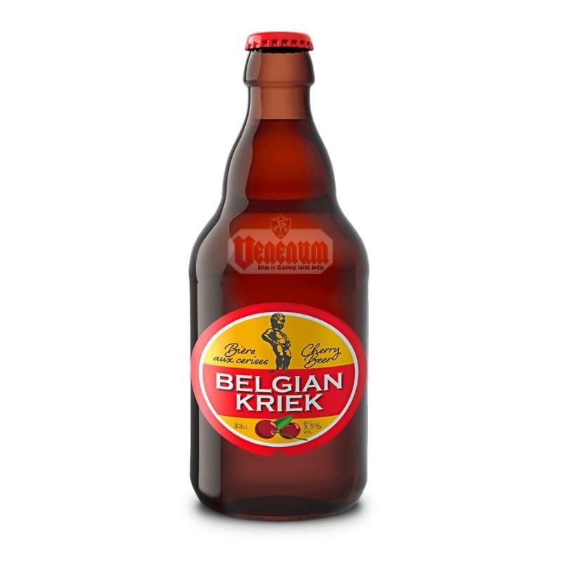 Belgian Kriek 0,33L meggyes belga sör