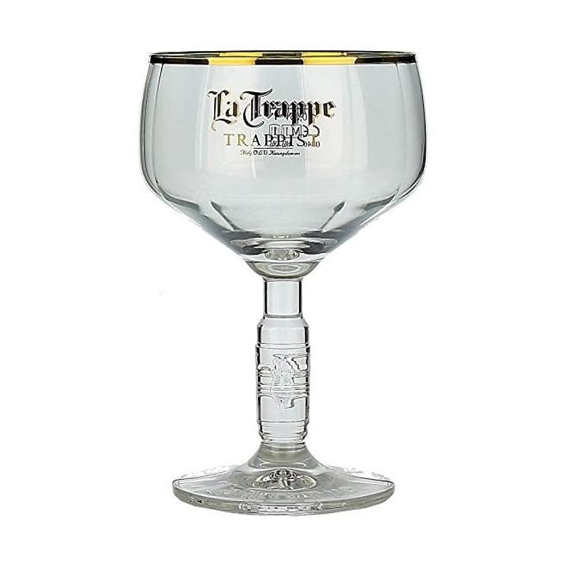 La Trappe Trappist sörös kehely 0,33l