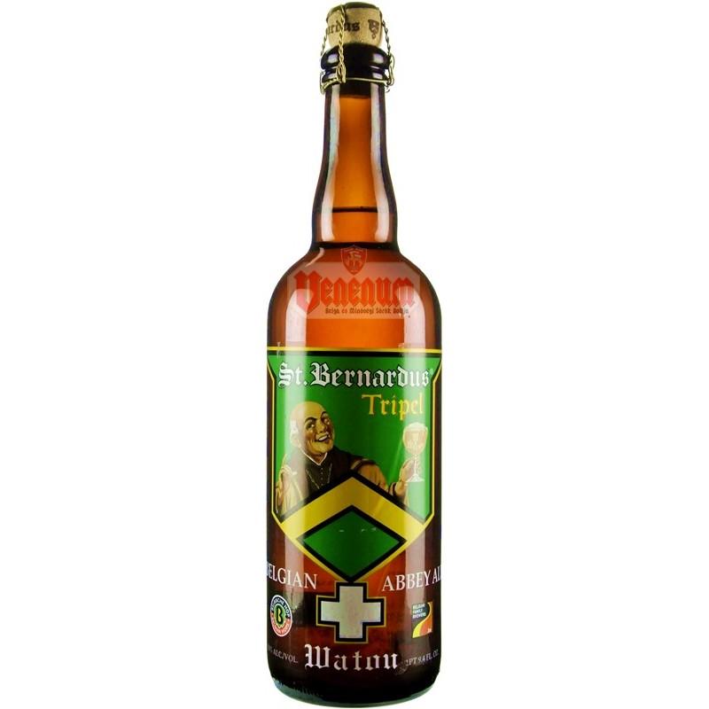 St. Bernardus Tripel 0,75L belga sör
