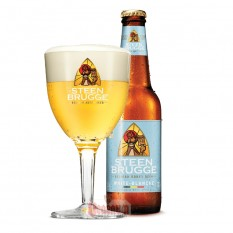 Steenbrugge White Blanche 0,33L belga búzasör