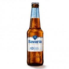 Bavaria Wit 0% 0,33L alkoholmentes belga búzasör