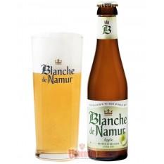 Blanche De Namur Apple 3.1% 0,33l belga sör