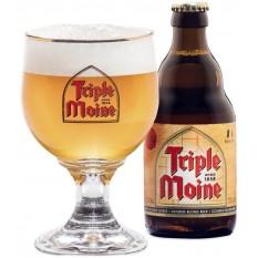 Triple Moine 0,33L belga sör