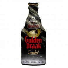 Gulden Draak Smoked 0,33L belga sör