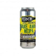 Permon Takew Away NEIPA 12° 0,5L Cseh kraft sör