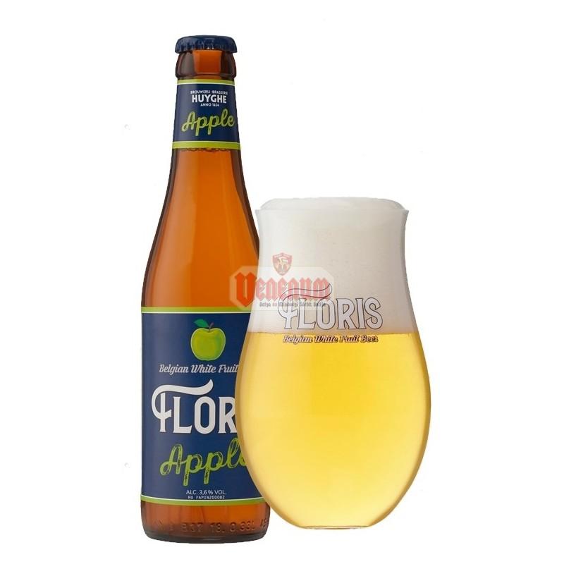 Floris Apple ( almás ) 0,33L belga gyümölcssör