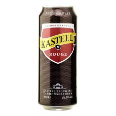 Kasteel Rouge 8° 0,5L dobozos belga meggysör