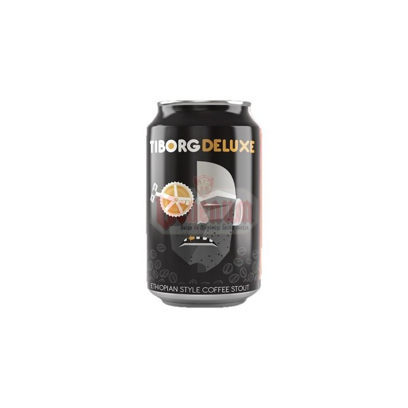 Ugar Tiborg Deluxe 7,6% 0,33l kézműves Magyar sör