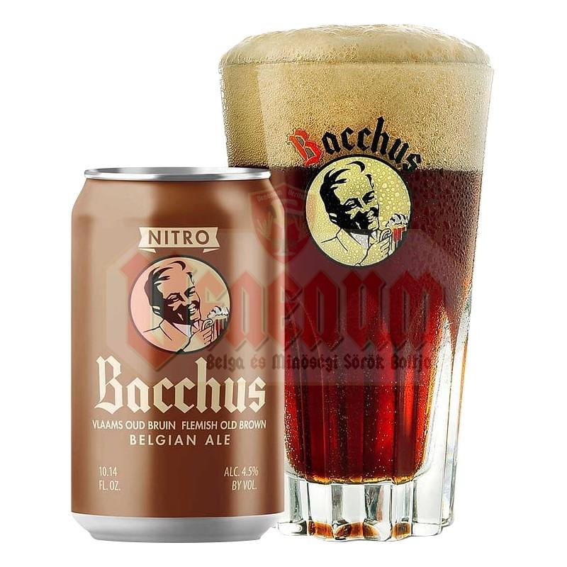 Bacchus Nitro Oud Bruin 0,3l belga sör