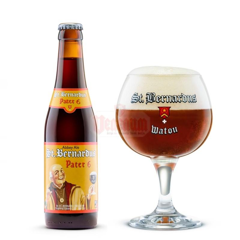St. Bernardus Pater 6 0,33L belga sör