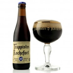 Trappistes Rochefort 10° 0,33L belga barna trappista sör