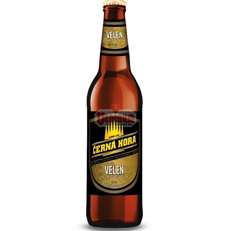 Cerna Hora Velen 0,5l cseh búzasör
